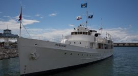 USS Potomac Photo Cruise
