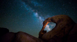 New Workshop - Alabama Hills October 19-22, 2017